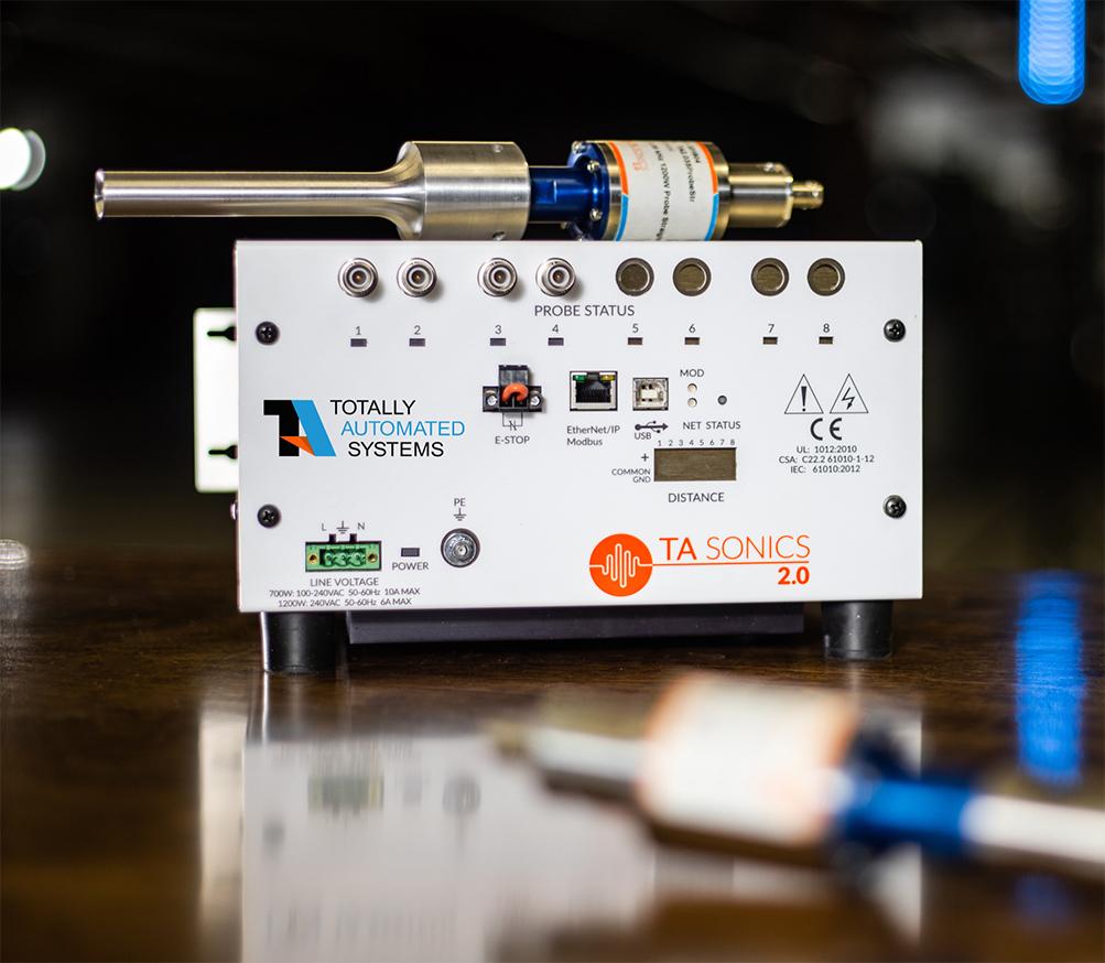 TA Sonics 2.0 Ultrasonic Technology Photo