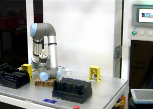 Collaborative Robotics System Photo