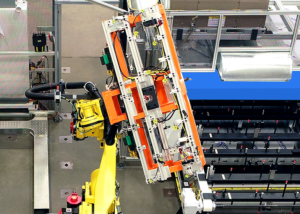 Flexible Automated Assembly System EOAT Photo