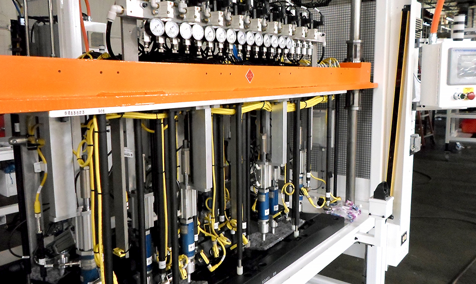 Automated Assembly Systems TA Sonics NVH Welding Photo