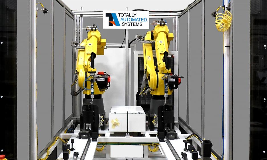 Robotic Screw Photo