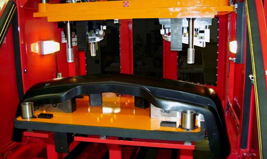 Totally Automated Systems Hydraulic Punch