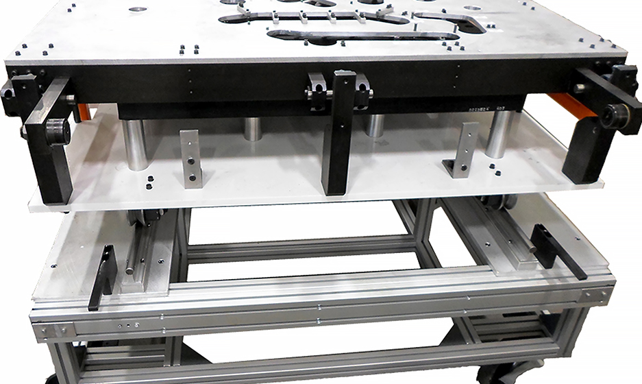 Totally Automated Systems Screwing Robotic Screw