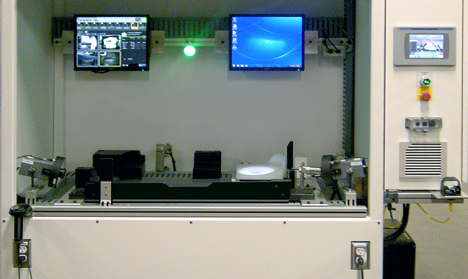 Totally Automated Systems Vision Applications