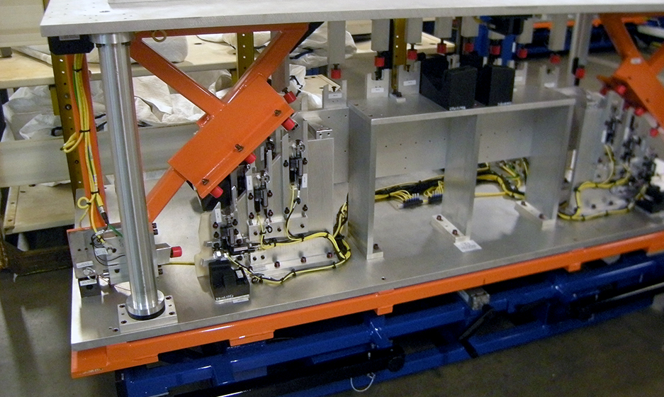 TA Systems Snap Press Tool For Modular Frame